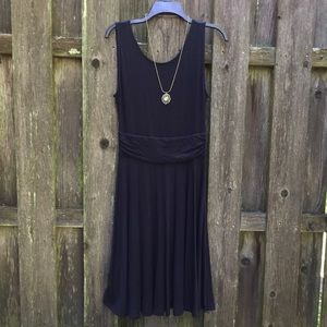 Mercer & Madison Knit Black Dress, New with tags!